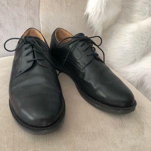 Nordstrom Kids leather dress shoes boys sz 5.5